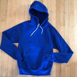 American Apparel Heavy Terry Pull Over